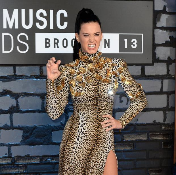 Katy Perry says she wants the focus to be on her music