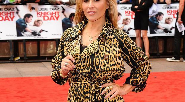 Anastacia revealed she got support from Sharon Osbourne and Sir Elton John during her cancer treatment