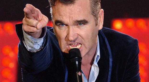 Morrissey's memoir is back on track