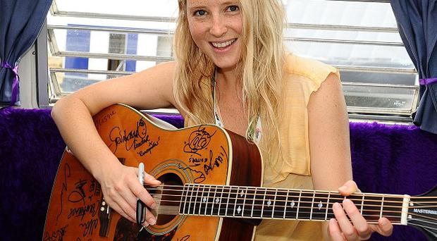 Lissie has a new album out this month