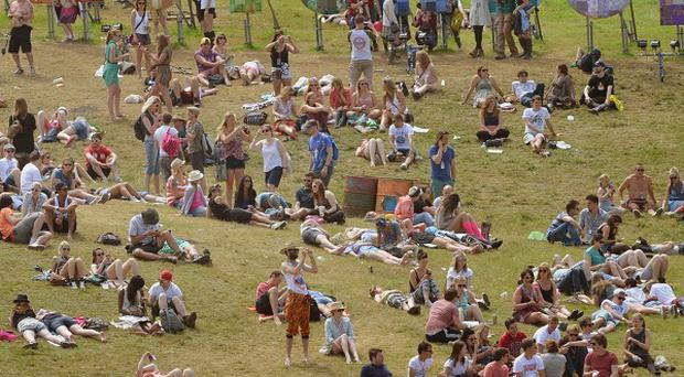 Tickets for this year's Glastonbury Festival sold out in one hour and 27 minutes