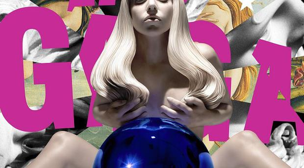 Lady Gaga has unveiled the cover for her new album