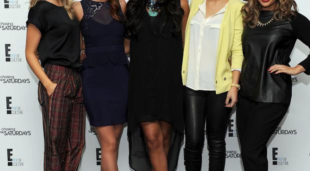 The Saturdays plan to record their fifth album next year