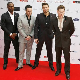 Simon Webbe tricked his bandmates in the ITV2 show Tricked