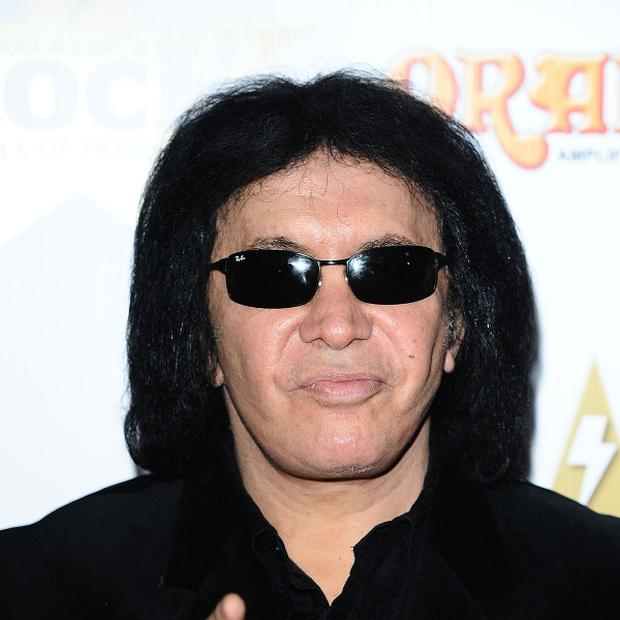 Gene Simmons said Amy Winehouse and Kurt Cobain were not music icons