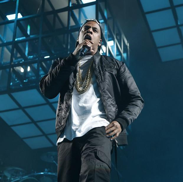 Jay-Z took the Tube to his O2 gig