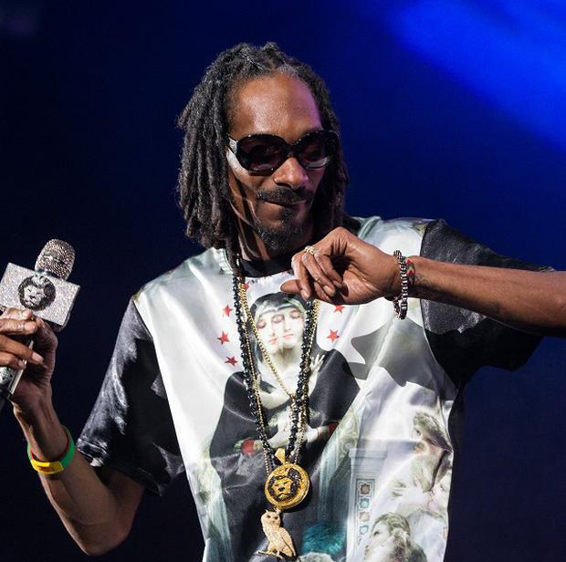 Snoop Dogg's latest incarnation is as Snoopzilla
