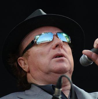 Van Morrison: Belfast's latest recipient of the Freedom of the City