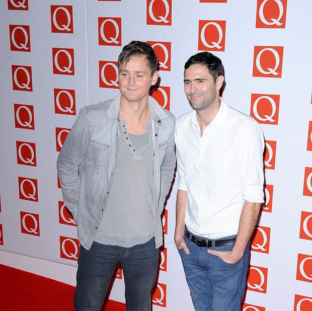 Tom Chaplin and Tim Rice-Oxley from Keane are to go their separate ways