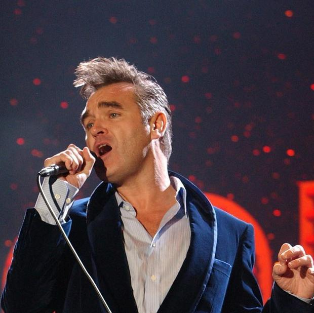 Morrissey's autobiography has topped the best seller chart