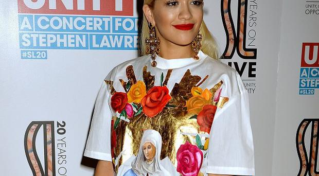 Rita Ora will get her own range of Adidas sportswear