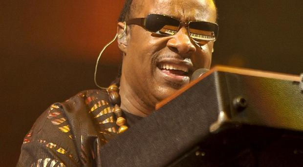 Stevie Wonder plans to release two albums next year