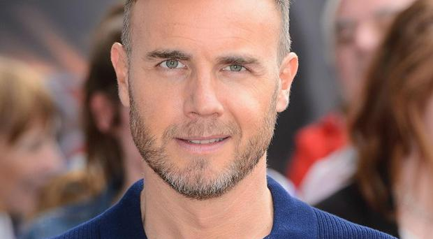 Gary Barlow is understood to have visited troops in Afghanistan as part of a one-off TV programme