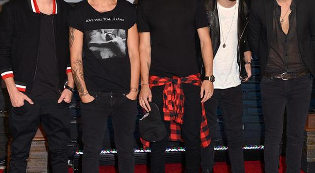 One Direction could be number one this week