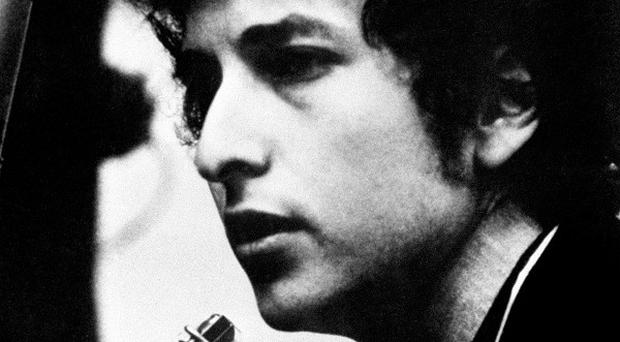 One of Bob Dylan's old guitars is up for sale