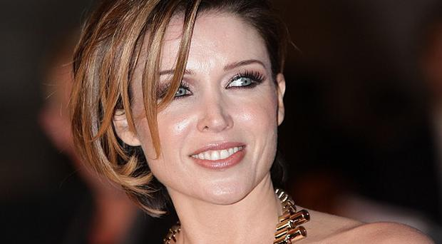 Dannii Minogue will host the special Boyzone anniversary show