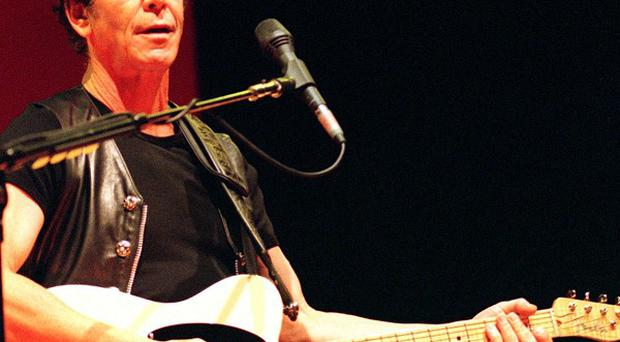 Fans have attended an impromptu wake for Lou Reed