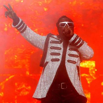 Will.i.am is preparing to kick off a UK tour