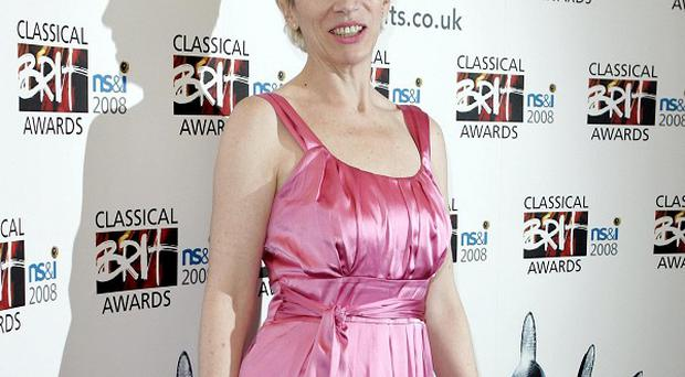 Annie Lennox has won an award for her contribution to music