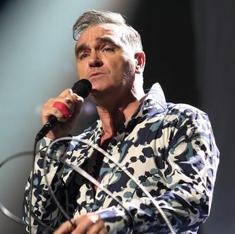 Morrissey apparently can't get a deal to release a new album