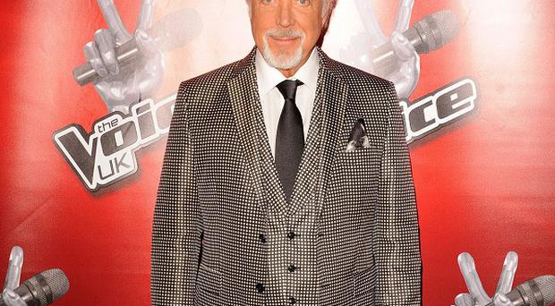 Sir Tom Jones has joined the Children In Need Rocks line-up