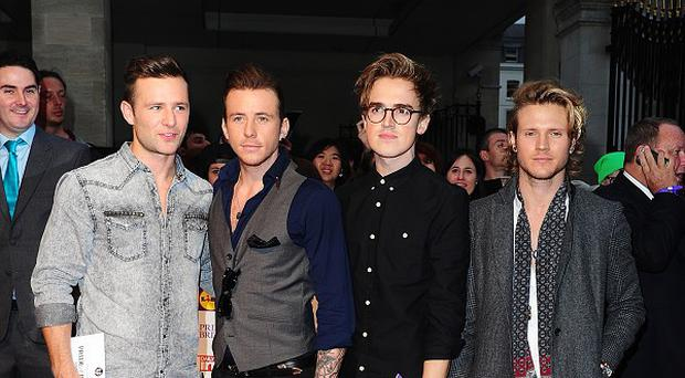 McFly could be set to team up with members of Busted