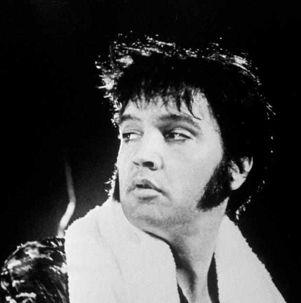 The Nation's Favourite Elvis Songs is the king of rock 'n' roll's 50th album to break the UK top 10