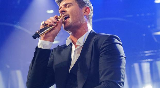 Videos by Robin Thicke have been condemned as sexist