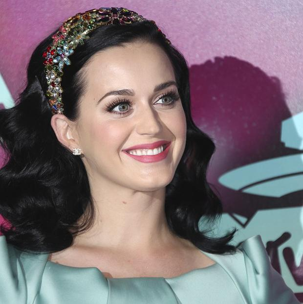 Katy Perry was missing John Mayer at the EMAs