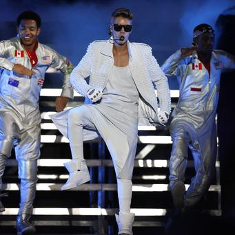 Justin Bieber's show in Argentina was halted when the star was taken ill
