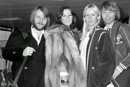 Abba may be considering a reunion next year