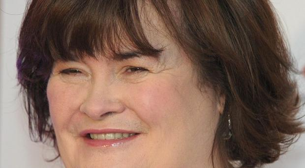 Susan Boyle has added new dates to her tour