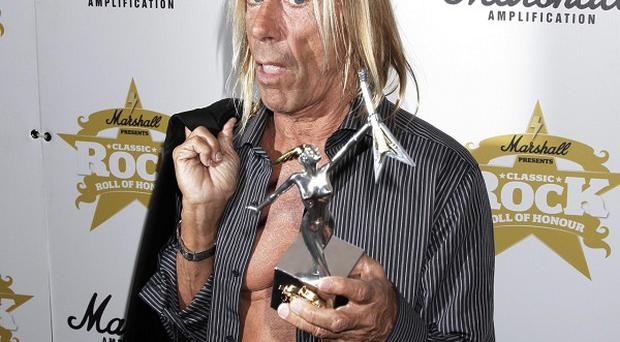 Iggy Pop has been revisiting his record collection