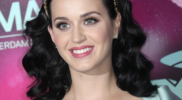 Katy Perry has promised something special for her AMA performance