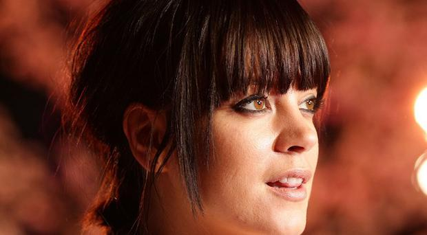 Lily Allen has hit back at critics of her new music video