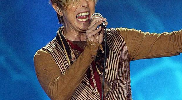 David Bowie has released a new high tech video for his latest single