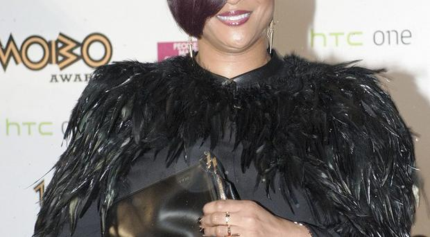Gabrielle says she understands that sex sells in the music business