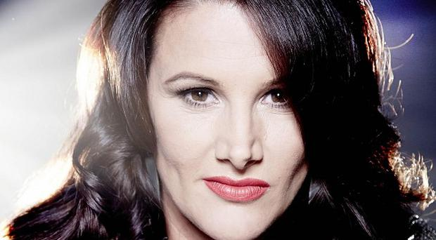 X Factor finalist Sam Bailey