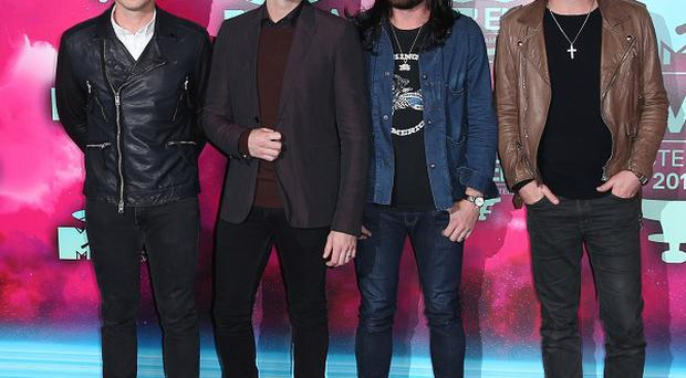 Kings Of Leon are promoting their sixth album