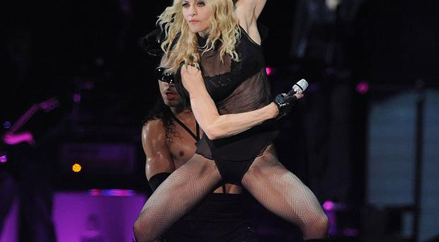Madonna's MDNA tour helped her pull in millions of dollars