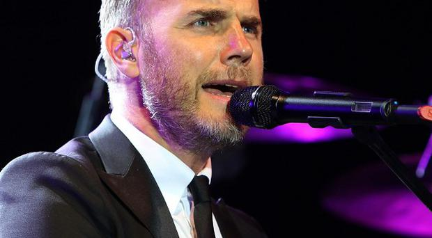 Gary Barlow will release his new album on November 25