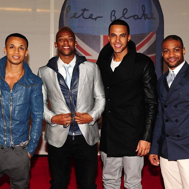 Aston Merrygold, Oritse Williams, Marvin Humes and Jonathan 'JB' Gill are saying goodbye to JLS