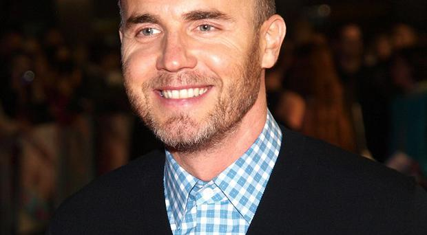 Gary Barlow admitted he is scared of flying