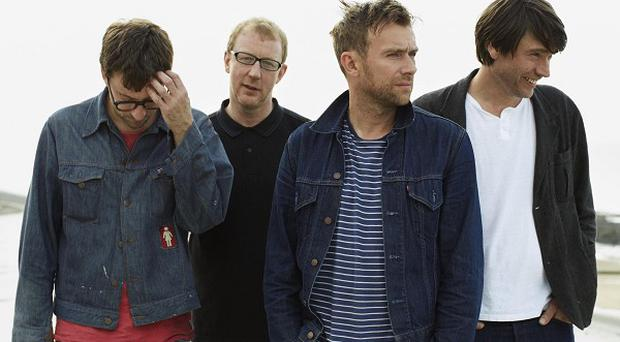 Blur have pulled out of Australia's Big Day Out