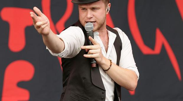 Olly Murs has been talking about the pressure that comes with appearing on The X Factor