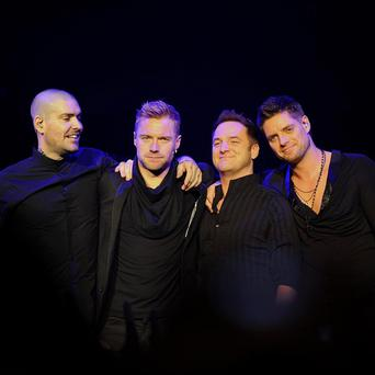 Boyzone have released their fifth album BZ20