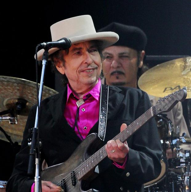 Bob Dylan has been accused of
