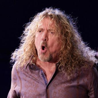 Robert Plant performed Go Your Way My Love at the tribute concert