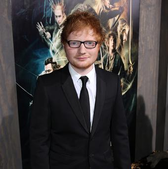 Ed Sheeran enjoyed his celebrity-filled Thanksgiving