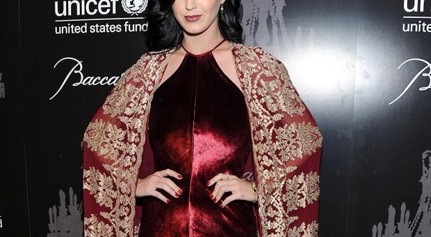 Katy Perry has been talking about being a Unicef goodwill ambassador